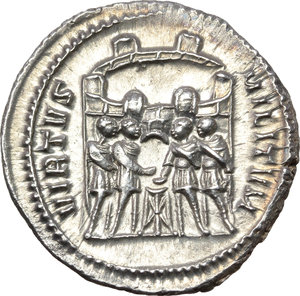 Reverse image of coin 304