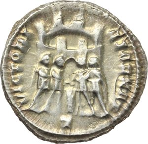 Reverse image of coin 312