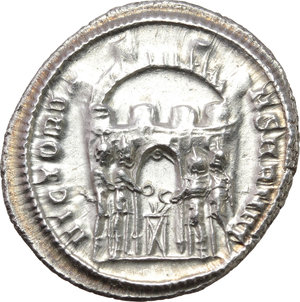 Reverse image of coin 316