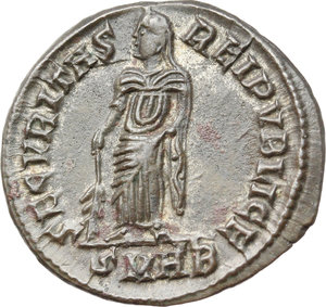Reverse image of coin 321
