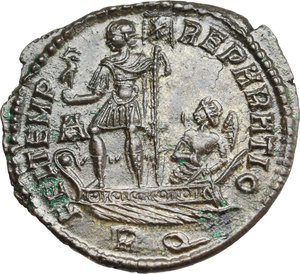 Reverse image of coin 324