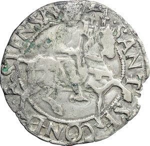 Reverse image of coin 379