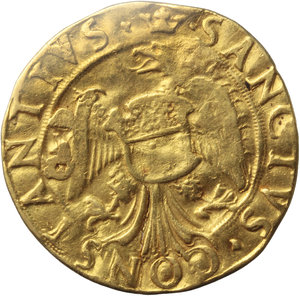 Reverse image of coin 390