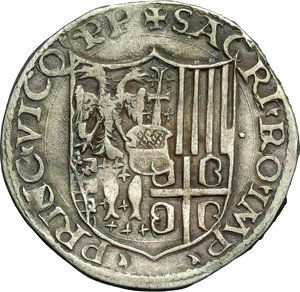 Reverse image of coin 393
