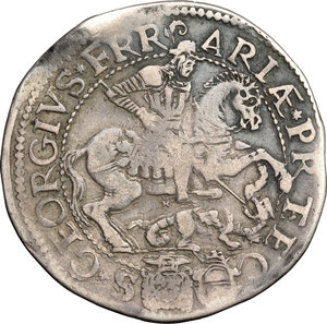 Reverse image of coin 405