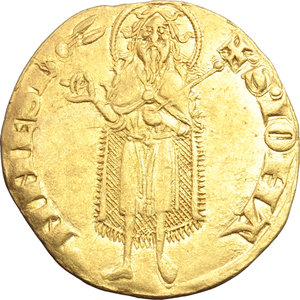 Reverse image of coin 407