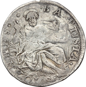 Reverse image of coin 418