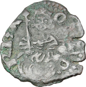 Reverse image of coin 444