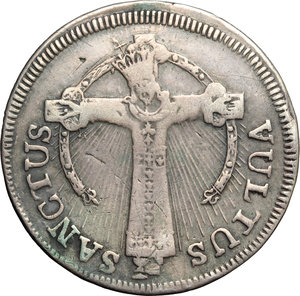 Reverse image of coin 447