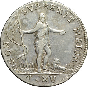 Reverse image of coin 451