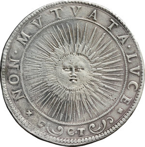 Reverse image of coin 457
