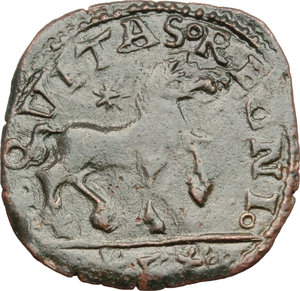 Reverse image of coin 487