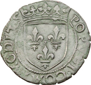 Reverse image of coin 488