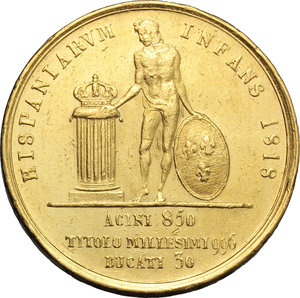 Reverse image of coin 506