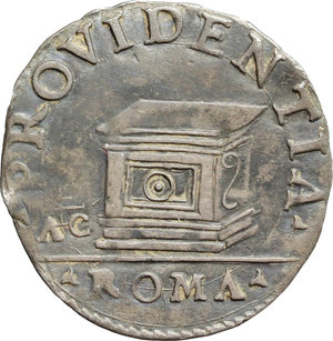 Reverse image of coin 561