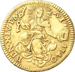 Reverse image of coin 577