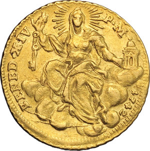 Reverse image of coin 578