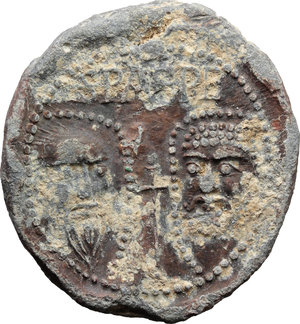 Reverse image of coin 594