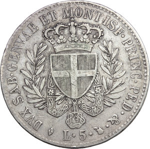 Reverse image of coin 750
