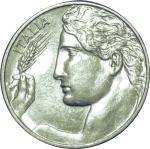 20 Centesimi Librata 1909