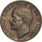 D/ Casa Savoia. Vittorio Emanuele III. 5 Centesimi 1927. FDC.rf