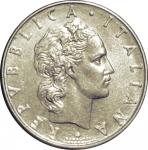 50 Lire 1957 Periziata