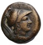 D/ Varie - Mondo Greco. Tracia. Ae da catalogare. Athena a destra / Poseidone a destra. Peso gr. 6,23.