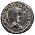 D/ Varie - Caracalla. 197-217 d.C. Denario in Ar-Ae. R/ BONVS EVENTVS. Peso gr. 2,86. Diametro mm. 18,98.