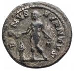 R/ Varie - Caracalla. 197-217 d.C. Denario in Ar-Ae. R/ BONVS EVENTVS. Peso gr. 2,86. Diametro mm. 18,98.