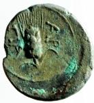R/ Mondo Greco. Apulia. Arpi. ca. 215-212 a.C. Obolo, Ag. D/ Testa di Athena con elmo corinzio a sinistra. R/ Spiga di grano. Ai lati AP-ΠA. HN(Italy) 648. Peso gr. 0.67. Diametro mm. 10.50. BB+. R.