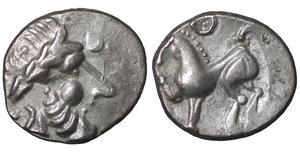 obverse image: Danubian Celt. Syrmia.
