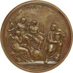 reverse:  Napoleone I (1804-1815) Medaglia 1800 (A.III), come presidente della Repubblica Cisalpina.
