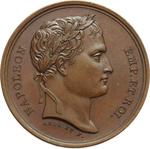 obverse:  Napoleone I (1805-1815) Medaglia 1809 perla \