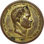 obverse:  Napoleone I (1804-1815) Medaglia per il rientro delle ceneri da Sant Elena.