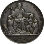 reverse:  Pio IX  (1846-1878), Giovanni Mastai Ferretti Medaglia annuale A. IX.