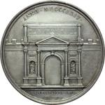 reverse:  Pio IX  (1846-1878), Giovanni Mastai Ferretti Medaglia annuale A. XIX
