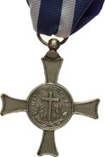 reverse:  Pio IX  (1846-1878), Giovanni Mastai Ferretti Decorazione per la Vittoria di Mentana, per sottufficiali e soldati semplici.