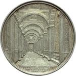 reverse:  Pio IX (1846-1878), Giovanni Mastai Ferretti Medaglia annuale A. XXIII.