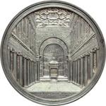 reverse:  Pio IX  (1846-1878), Giovanni Mastai Ferretti Medaglia annuale A. XXIX.