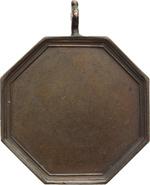 reverse:  Roma  Pio IX  (1846-1878), Giovanni Mastai Ferretti Medaglia s.d. per i volontari.