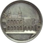 reverse:  Leone XIII (1878-1903), Gioacchino Pecci Medaglia annuale A.VII