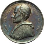 obverse:  Leone XIII (1878-1903), Gioacchino Pecci Medaglia annuale A. XIV.
