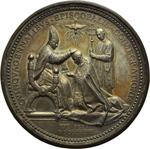 reverse:  Leone XIII (1878-1903), Gioacchino Pecci Medaglia annuale A.XVI.