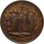 reverse:  Leone XIII (1878-1903), Gioacchino Pecci Lotto di 12 medaglie annuali: AA  XIII, XIV, XV, XVI, XVII, XVIII, XIX, XX, XXI, XXII, XXIV e XXVI.
