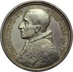 obverse:  Benedetto XV (1914-1922), Giacomo Della Chiesa  Medaglia annuale A. II.