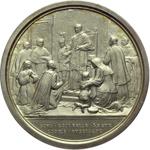 reverse:  Benedetto XV (1914-1922), Giacomo Della Chiesa  Medaglia annuale. Anno III.