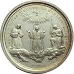 reverse:  Benedetto XV (1914-1922), Giacomo Della Chiesa  Medaglia annuale. A. VI.