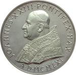 obverse:  Giovanni XXIII (1958-1963), Angelo Roncalli Medaglia straordinaria 1961.