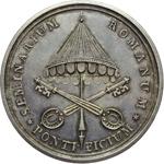 obverse:  Paolo VI (1963-1978), Giovanni Battista Montini Medaglia s.d. per il Seminario Romano.