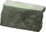 obverse:  Aes formatum. Frammento di lingotto a forma di parallelepipedo. Lazio, VI-IV secolo a.C.